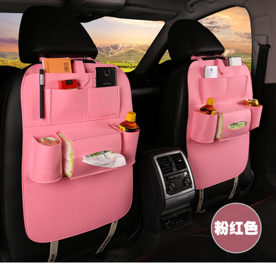 Car Multifunctional Storage Bag Backrest Seat Hanging Sling