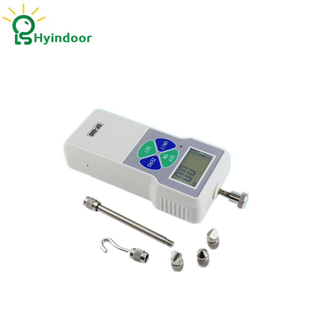 100N digital portable push pull force gauge dynamometer force tester  3n digital portable push pull force gauge dynamometer force tester