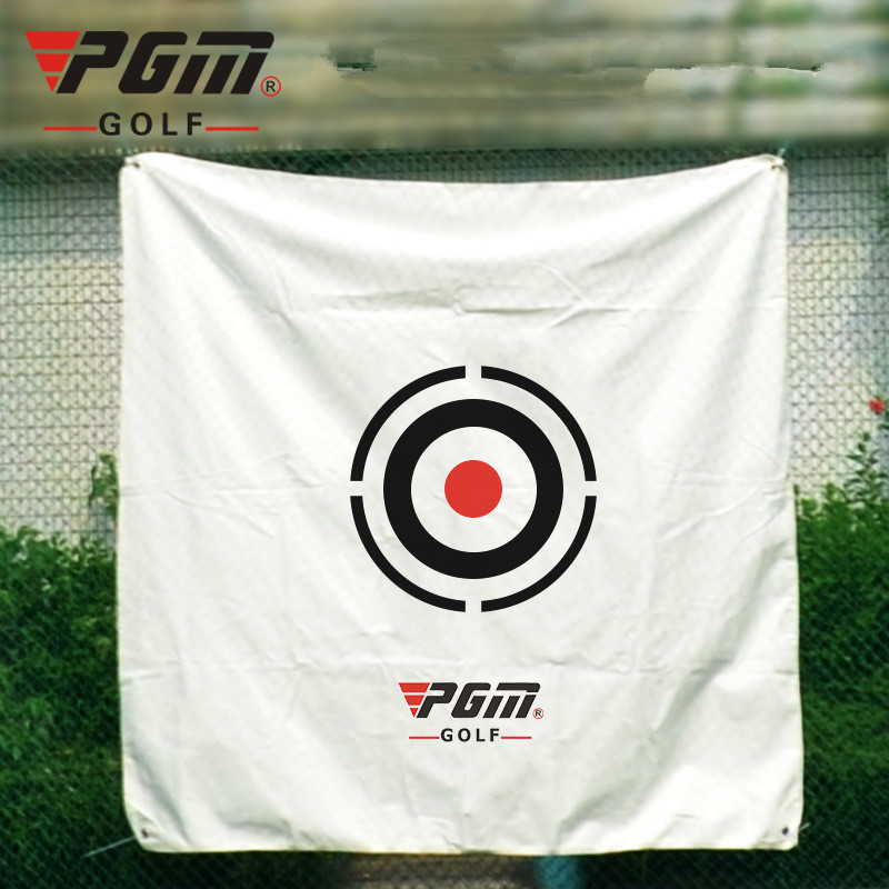 1 Piece Golf Hitting Target Cloth Swing Training Aids Stroke Practice Driving Range Goods Golf Pitch Target