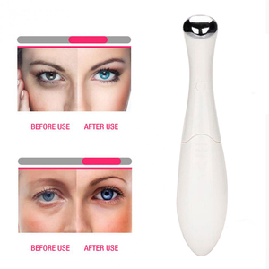 Image 5 - Efero Elektrische Auge Massager für Gesicht Falten Entfernen Dunkle Kreis Anti Schwellungen Dünne Gesicht Stick Lifting Straffende Schönheit Hautpflege