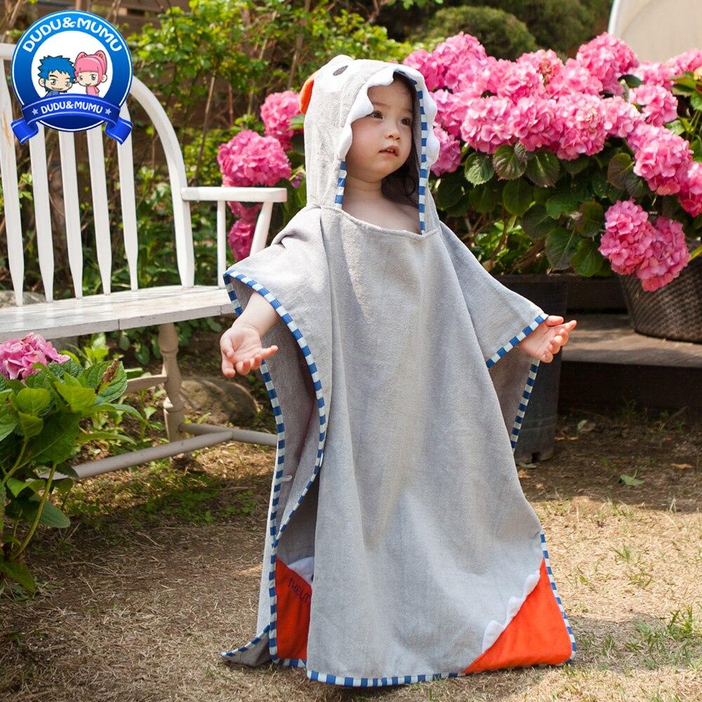 Bereidwillig Nieuwe Stijl Kinderen Handdoek Jongens Meisjes Unisex Cut Stapel Badhanddoek Mantel Kids Handdoek Deken Kind Katoen Badjas 3y-8y
