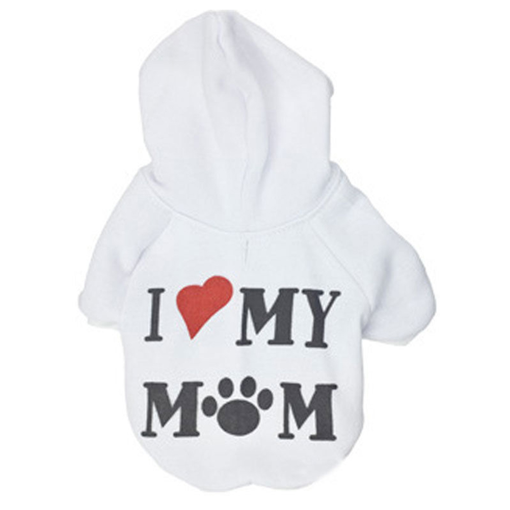 Autumn Winter Small Pet Dog Cat Puppy Warm Sweater Jacket Hoodie Coat Clothes Costume Apparel