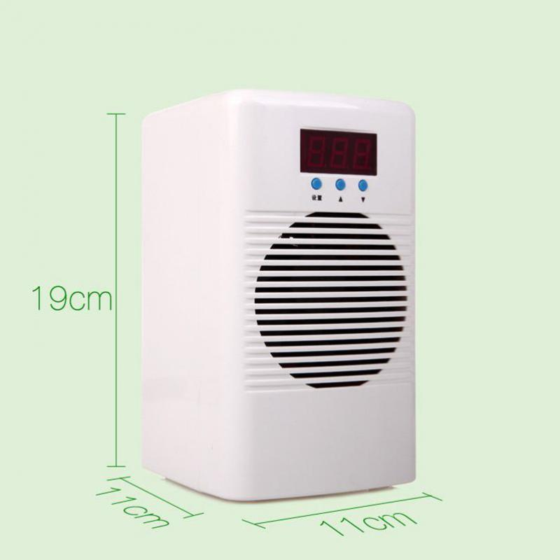 100 W 110 240 v Aquarium Water Chiller Warmer & Cooler Temperatuur Conditioner Voor Aquarium Koraalrif Garnalen Tank Hieronder 30L - 6
