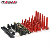 Motorcycle Fairing Bolts Screw Spring Bolts For Ducati monster 749 999 1098 1099 1198 1199 Streetfighter 848 1100 Diavel 996 748
