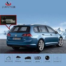 Jiayitian заднего вида Камера для Volkswagen VW Гольф 7 Гольф 7 2012 ~ 2015 ccd/парковка Камера/Ночное видение /Номерные знаки для мотоциклов/Обратный Камера