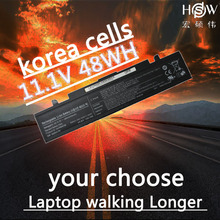 HSW  laptop battery 48WH For Samsung AA-PB9NC5B AA-PB9NC6B AA-PB9NC6W AA-PB9NS6B AA-PL9NC2B AA-PL9NC6W R728 R730 R780 honghay aa pb9nc6b laptop battery for samsung pb9ns6b pb9nc6b r580 q460 r468 r525 r429 300e4a rv511 r528 rv420 rv508 355v5c r428