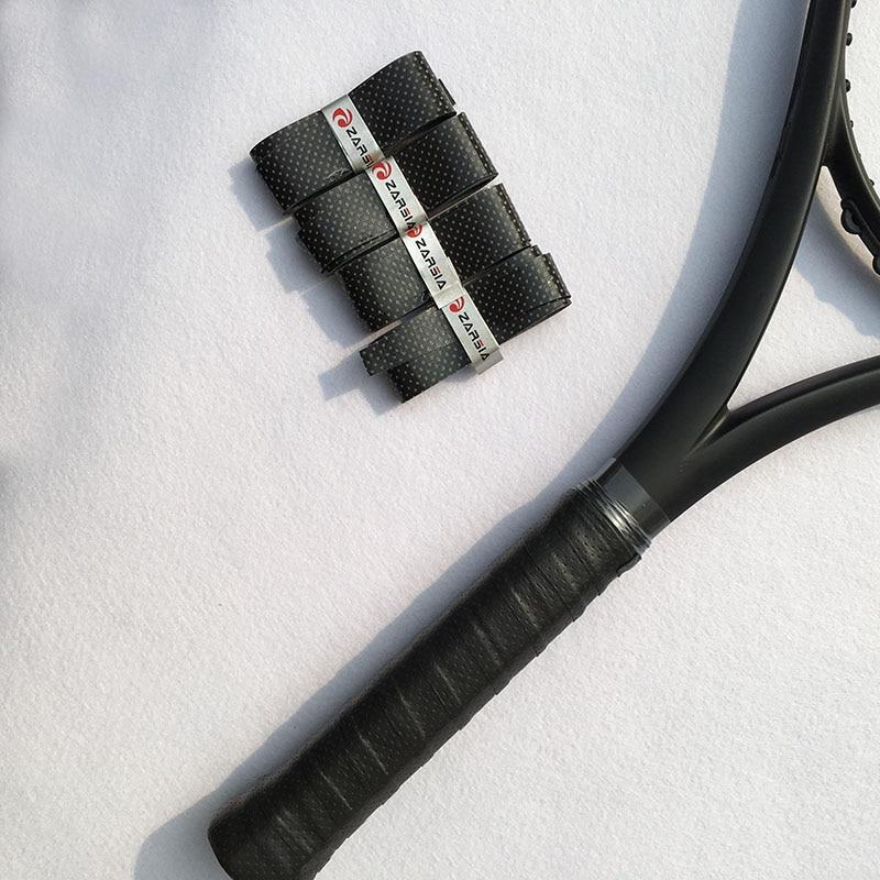 3pcs ZARSIA Super Thin 0.55mm Tennis Racket Grip,Anti-Slip Badminton Overgrips, Sticky Feel Sweatband Racket Overgrips