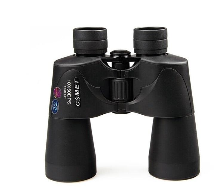 10*50DPSI Hunting Binoculars Professional Telescope Zoom Wide Field Vision HD Binoculars ...