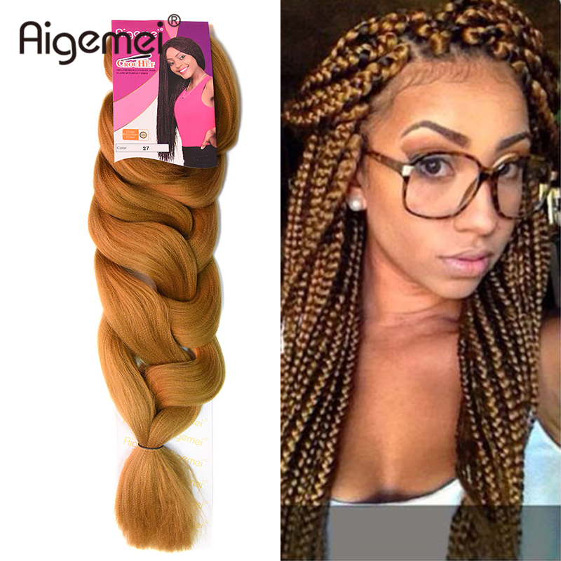 Blonde Xpression Braiding Hair   Hairstyle Inspirations 2018