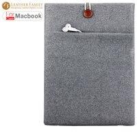 For Macbook Pro 13 Case Original Handmade Cotton Linen Fabric Laptop Sleeve Bag For Macbook Air