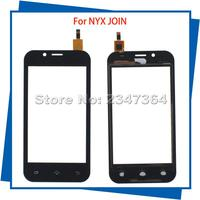 For NYX JOIN Touch Screen Digitizer Assembly Black Color 100% Guarantee Mobile Phone Touch Panel With Free Tools