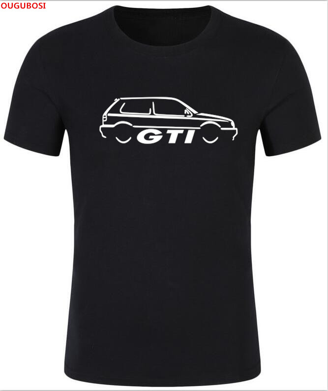 2018 FREE SHIPPING Details about VW GOLFS GTI MK 3 INSPIRED CLASSIC CAR T-SHIRT