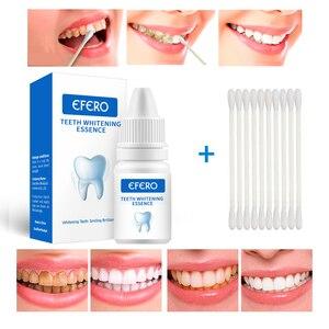 Image 3 - EFERO שיניים הלבנת שיניים מברשת מהות אוראלי היגיינה ניקוי סרום מסיר כתמי פלאק שן הלבנת שיניים כלים שן