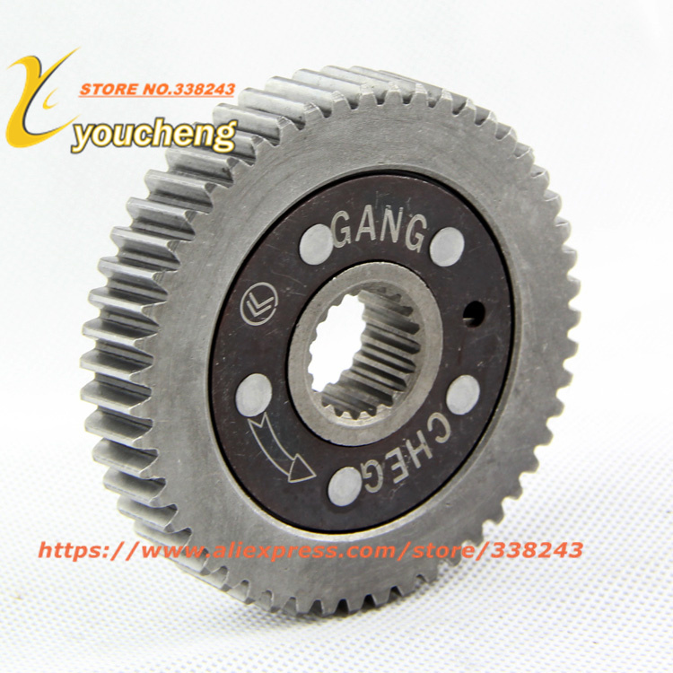 US $25 8 |High performance Oil saving Tool GY6 50 80cc Scooter Engine Fuel  efficient Sliding Gear Parts 139QMB Moped Repair JYC GY650-in Engines from