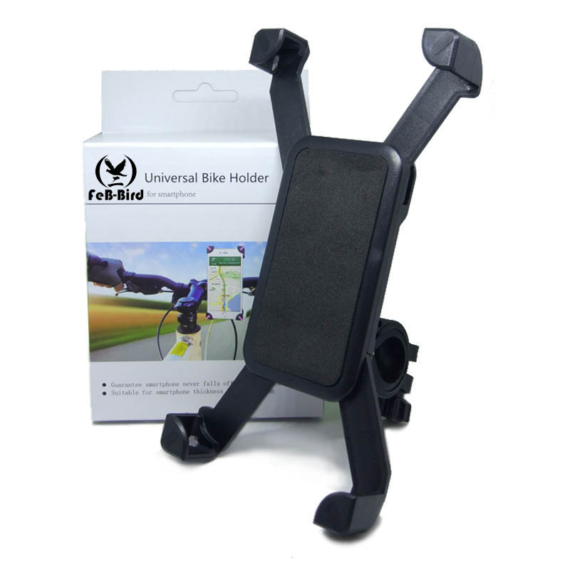 360 Degree Rotating Bike Phone Holder Universal 3.5-6.5 inch Size Phone Bicycle Bracket Motorcycle Holder for iPhone Samsung