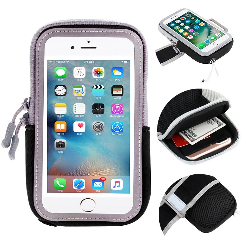 Running Sports Gym Jogging Exercice Brassard Téléphone Étui Housse-Samsung Galaxy A6+