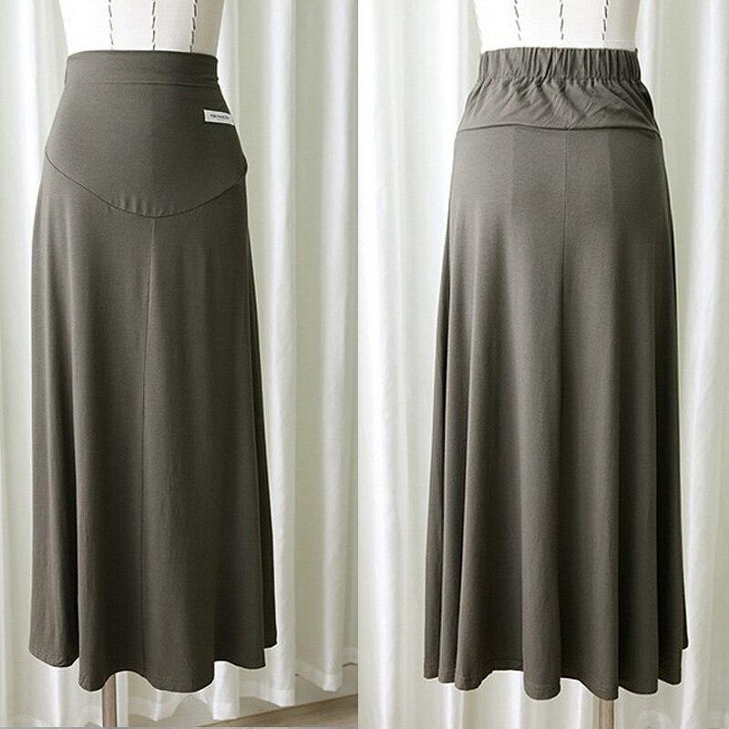 Summer Black Maternity Skirt Clothing For Pregnant Women Maternity Clothes Faldas De Maternidad Yzy 3 Colour New 2018
