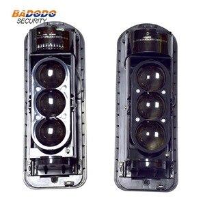 Image 4 - 3 Beams 250m waterproof IP55 Active Infrared Laser Beam Sensor Motion Detector Active Infrared Sensor outdoor Home Alarm System