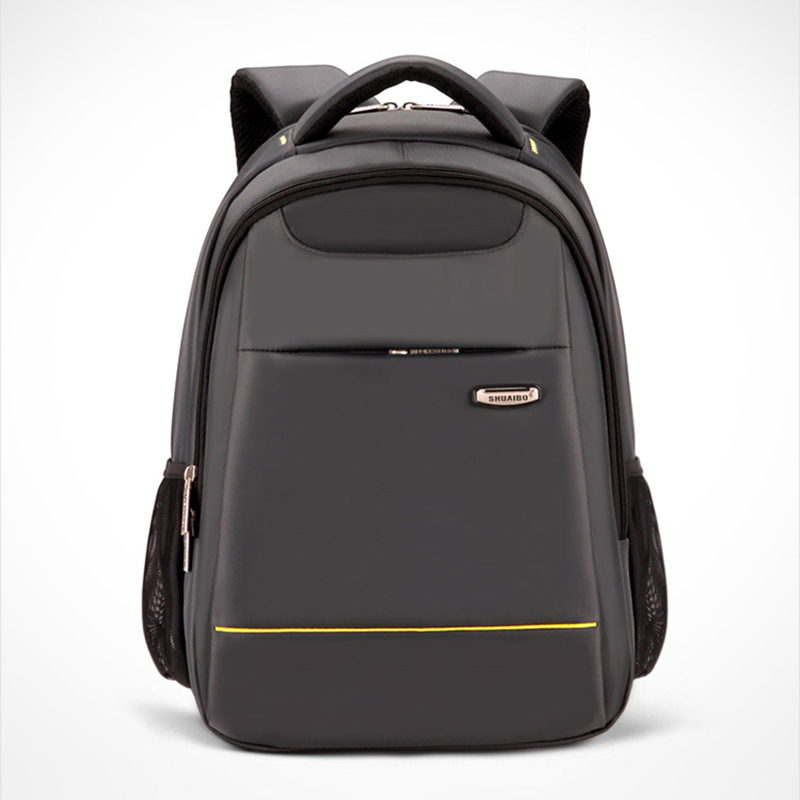 New Fashion Laptop Bag Men Backpack Famous Designer Business Large Capacity Computer Backpack Student Bags Multi-functional Bags ozuko multi functional men backpack waterproof usb charge computer backpacks 15inch laptop bag creative student school bags 2018