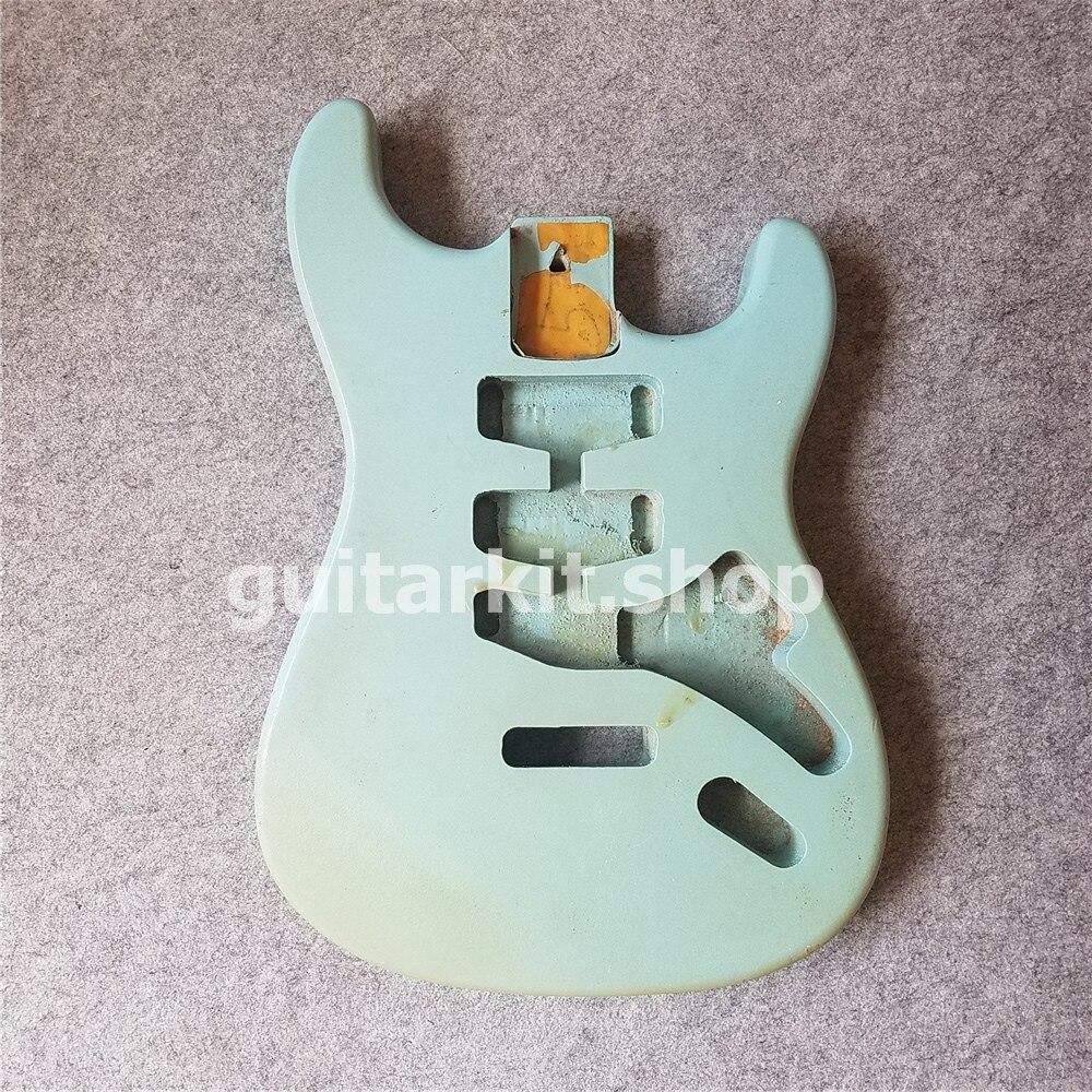Afanti Music DIY guitar / DIY Electric guitar body (G153) afanti music acoustic guitar repair tools gtl 109