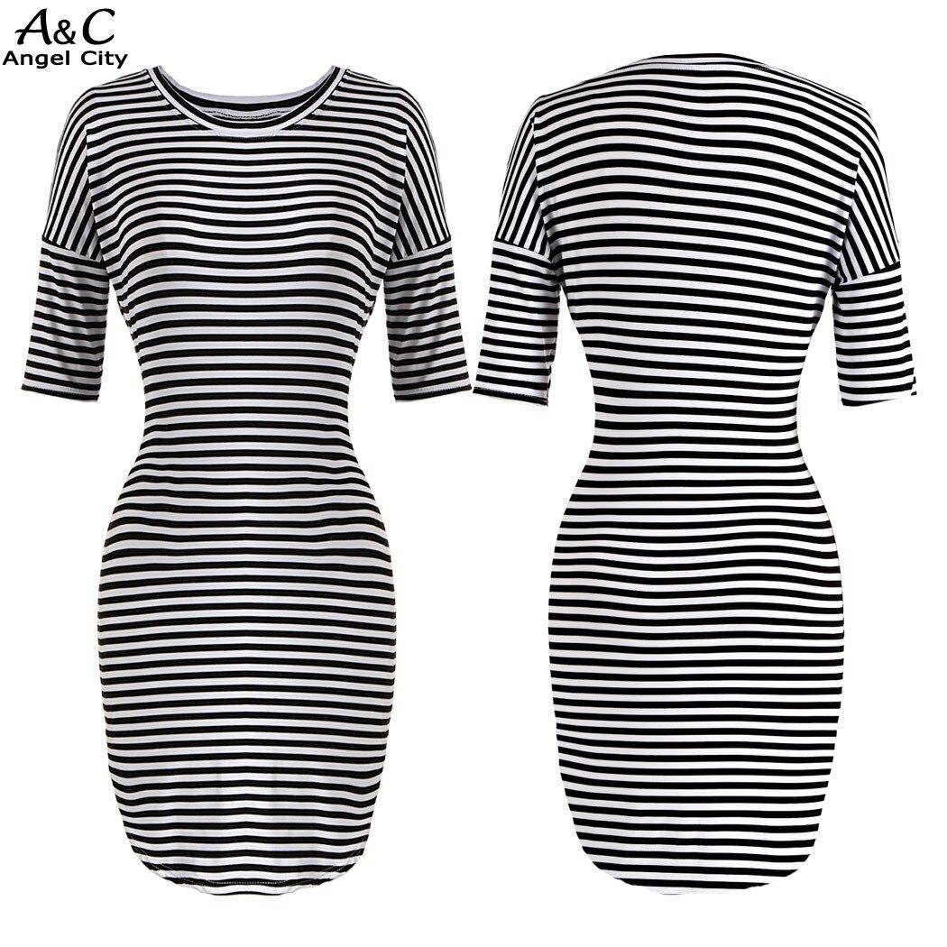 Popular Horizontal Stripes Slimming-Buy Cheap Horizontal ...