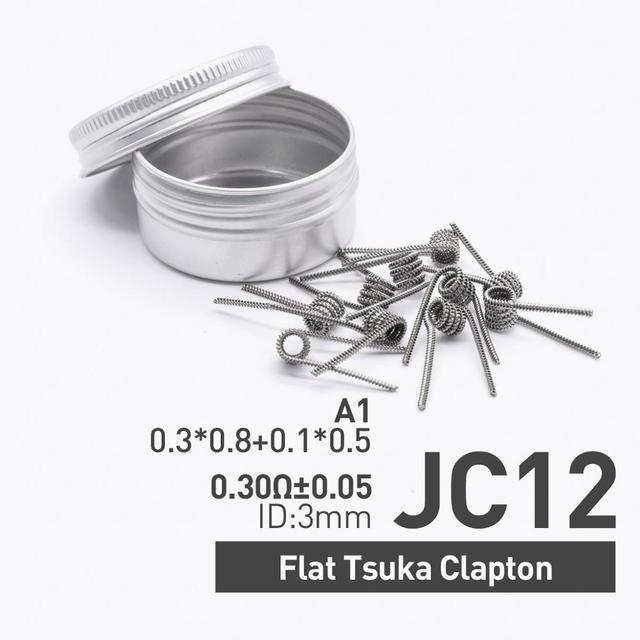 Flat Tsuka Clapton