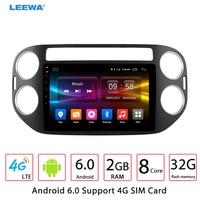 NEW 9 Inch Android 6 0 64bit Octa Core DDR3 2G 32G FDD 4G Car DVD