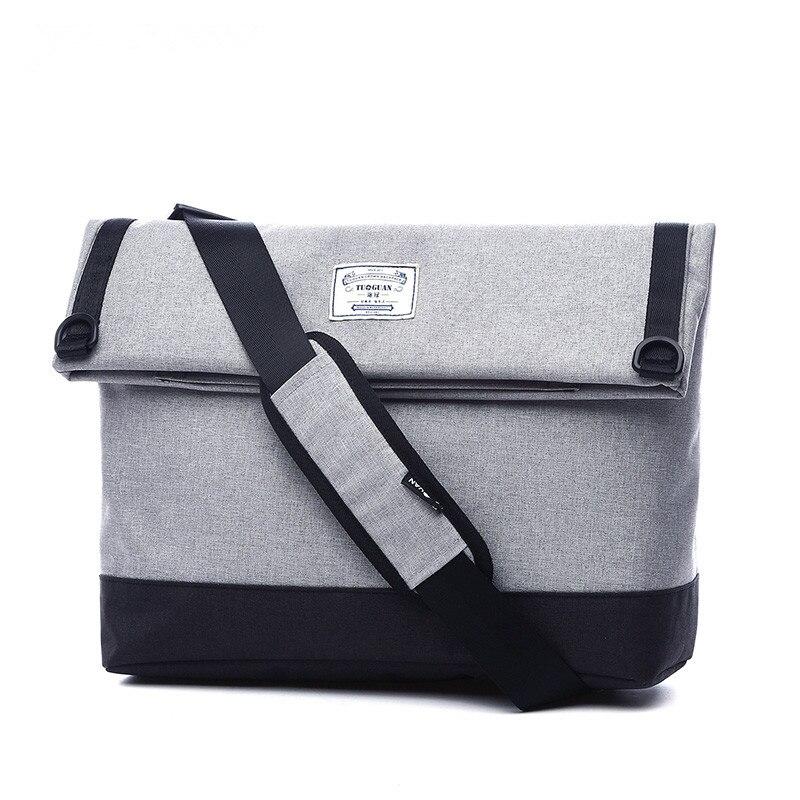 Dr E Brown Enterprises Back To The Future Waterproof Leather Folded Messenger Nylon Bag Travel Tote Hopping Folding School Handbags