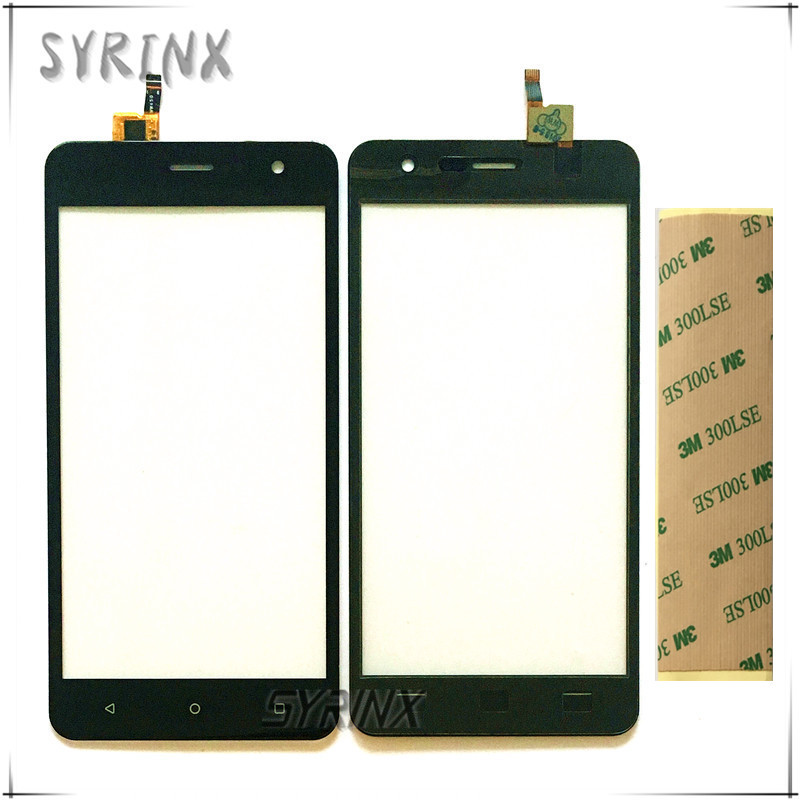 Image 2 - Syrinx +Tape Moible Phone Touchscreen Sensor Panel For Fly Champ FS529 FS 529 Touch Screen Digitizer Front Glass Lens Touchpad-in Mobile Phone Touch Panel from Cellphones & Telecommunications