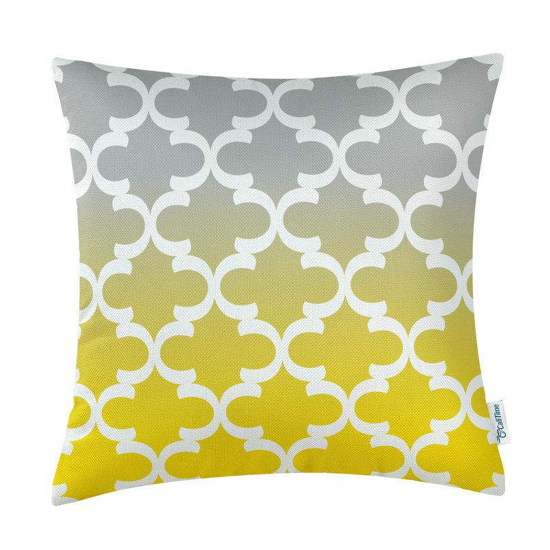 Kvadrat CaliTime Yastığı Örtük Yastıqları Shell Ev Divan - Ev tekstil - Fotoqrafiya 4