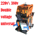 Newly 220V\380V double voltage universal double melding gun Car sheet metal repair tool machine Pdr dent repair removal tools