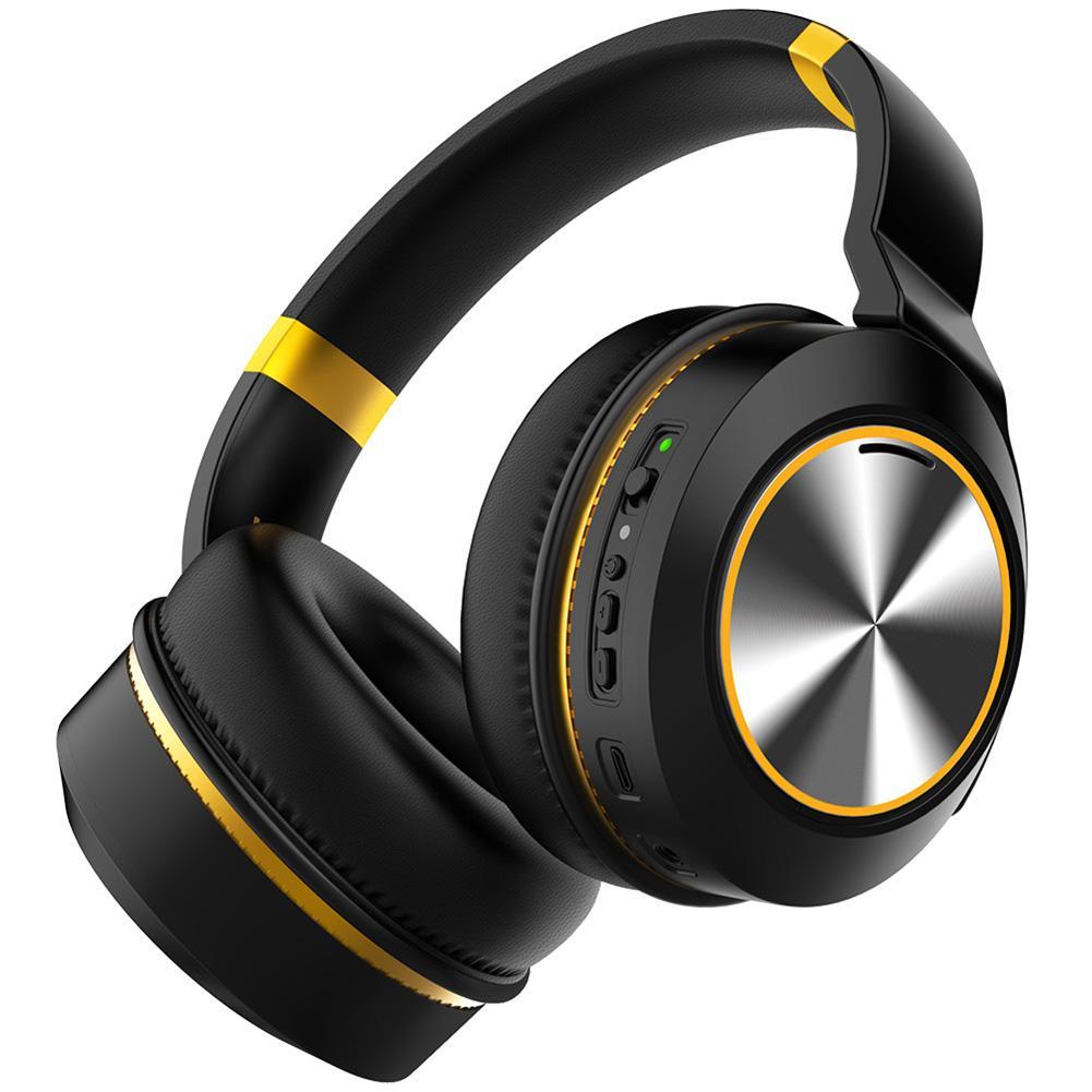 E8E professionnel actif réduction du bruit stéréo son sur l'oreille Bluetooth casque chaud