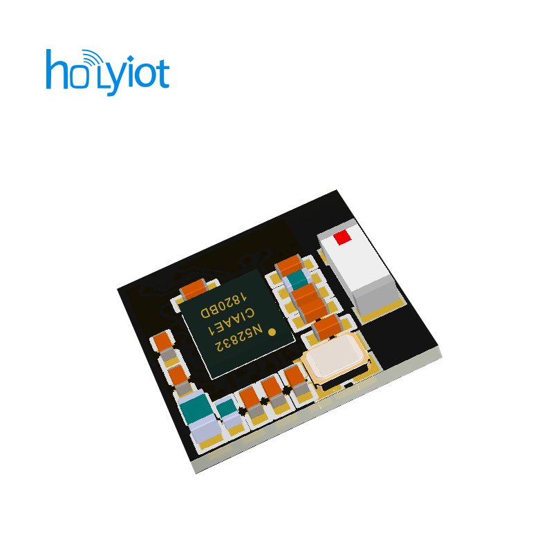 US $4 0 |TinyBLE Holyiot nRF52832 Bluetooth low energy module BLE 5 0 for  Bluetooth mesh-in Home Automation Modules from Consumer Electronics on