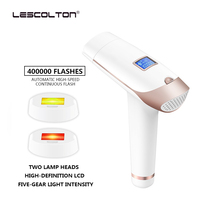 Lescolton T009i depilator a laser 700000 pulsed IPL Laser Hair Removal Device Permanent Hair Removal IPL laser Hair Removal