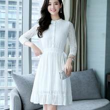 188192a2f781 Elegante Coreano Vestido De Encaje de alta calidad - Compra lotes ...