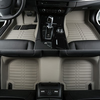Good quality & Free shipping! Custom special floor mats for Lexus NX 300h 2017 2014 waterproof non slip carpets for NX300h 2015