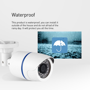 Image 4 - H.265 Waterproof 3MP Bullet IP Camera 1296P / 1080P LED IR Outdoor Security Night Vision CCTV System Video Surveillance HD Cam