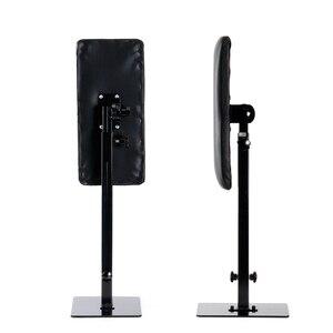 Image 5 - Stigma Portable Adjustable Tattoo Armrest Heavy Duty Iron Professional Leg Rest Stand Holder Tattoo Accesories Bracket TA209