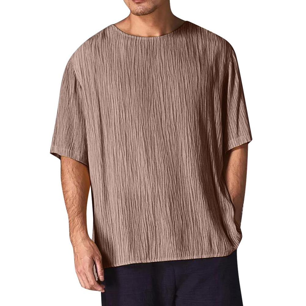 Men/'s Tops Male T Shirts Holiday Summer Tee Tops T Shirts Loose Casual