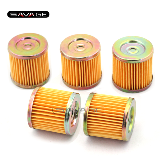 US $16 19 10% OFF|5pcs Motorcycle Accessories Oil Filters For Suzuki  DRZ400E DRZ400S DRZ400SM LTZ400 LTR450-in Covers & Ornamental Mouldings  from
