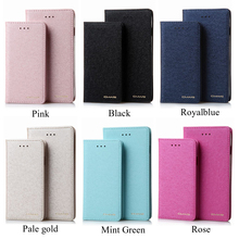Luxury Leather Wallet Flip Phone Cases For iPhone 11 6 6s 7 8 Plus X XS MAX XR 11 Pro Case Wallet Magnetic Flip Cover Case
