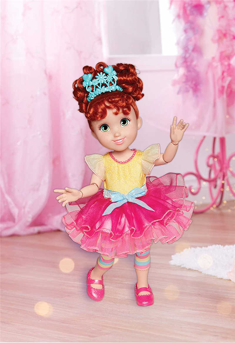 Sobre Nancy 45 centímetros originais boneca Princesa vestir boneca o melhor presentes boneca Das Meninas