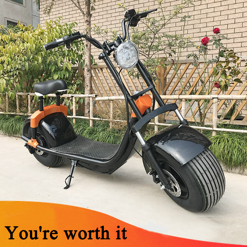 Electric Bicycle/Electric Scooter Two-wheeled Adult Super Newest Reliable Quality from Factory Direct Sale foldable electric scooter 48v 350w 8a portable mobility scooter electric two wheeled vehicle electric bicycle et scooter
