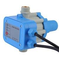 JSK 1 Professional Automatic Water Pump Pressure Controller Electronic Switch Portable Auto Pressure Control Switch EU Plug Hot