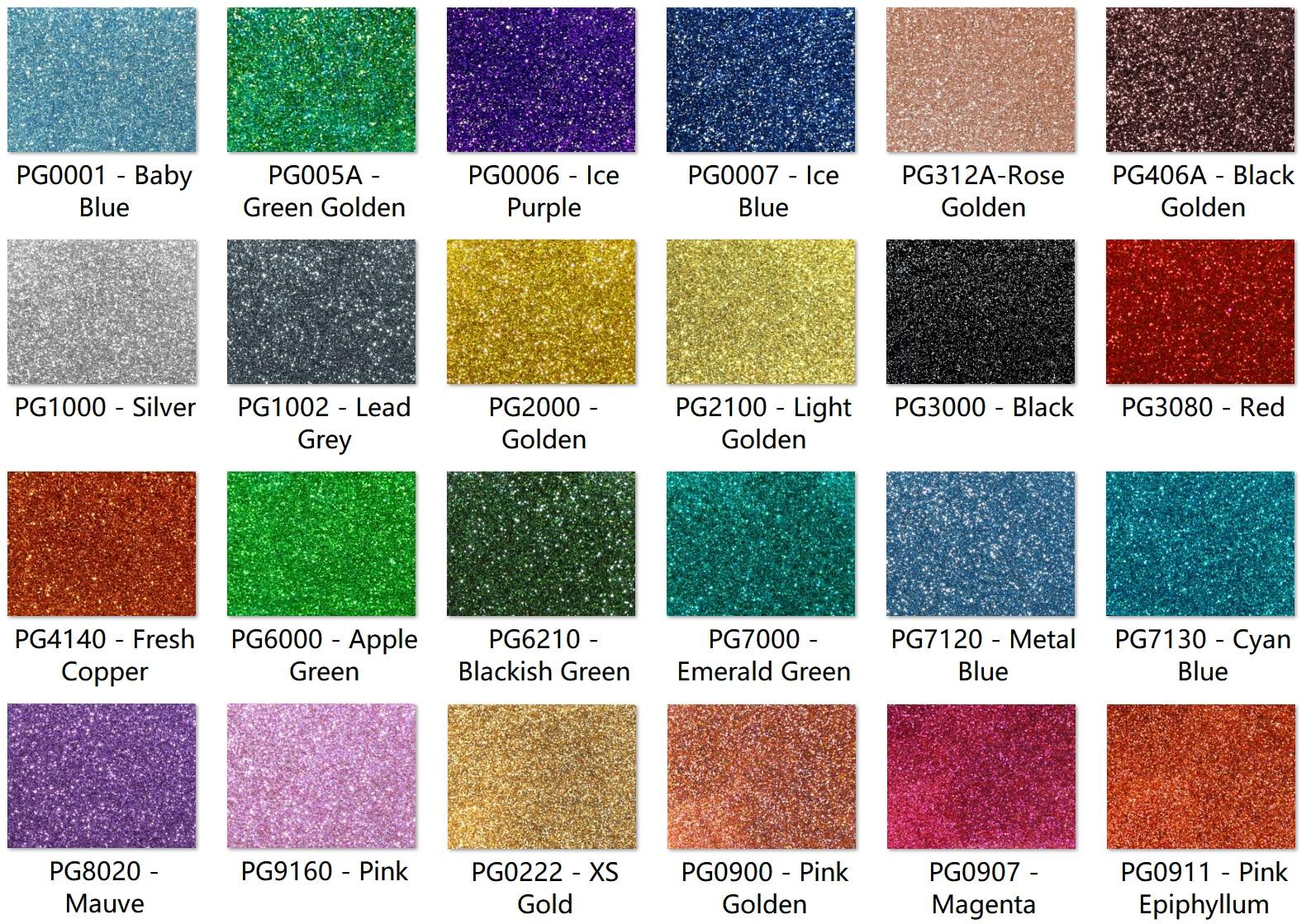 400mm x 300mm x 3,0mm (L x W x T), multi Farben Acryl (PMMA) Zwei Seitig Premium Glitzernde Blätter 6 teile/los-in Tafeln & Schilder aus Heim und Garten bei  Gruppe 1