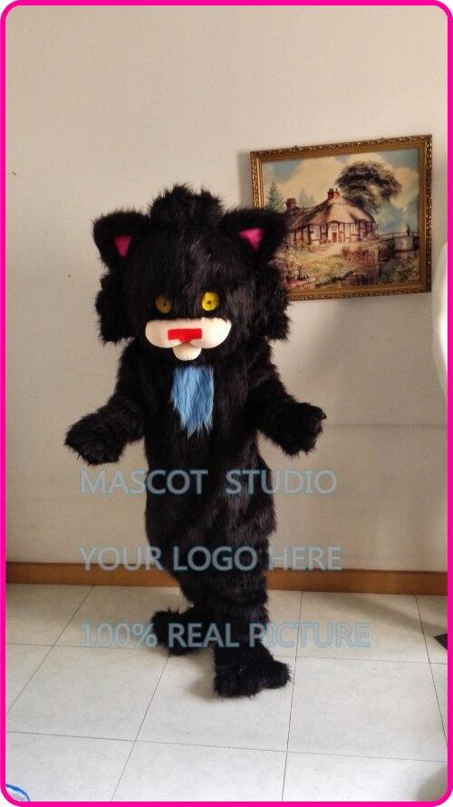 Mascot Plush Cat Mascot Costume Custom Fancy Costume Anime Cosplay Kits Mascotte Fancy Dress Carnival Costume