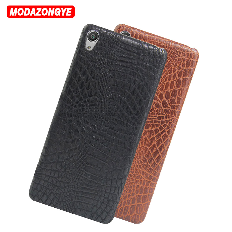 For Sony Xperia XA Ultra Case Leather 6.0 Hard PU Leather Phone Case For Sony Xperia XA Ultra F3211 Dual F3212 Case Back Cover