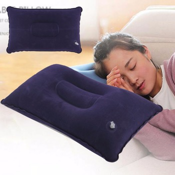 Portable Outdoor Air Inflatable Pillow 1