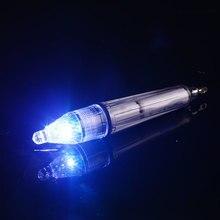 Светодиодный мини-светильник для подводной ночной рыбалки, приманка для привлечения рыбы, светодиодный ночной Светильник для подводной съемки, принадлежности для рыбалки на открытом воздухе