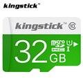 Kingstick originais cartão micro sd 64 gb sdxc classe 10 uhs-eu u1 cartão de memória SDHC de 4 GB 8 GB 16 GB 32 GB TF/microsd Cartões de Memória Flash Trans